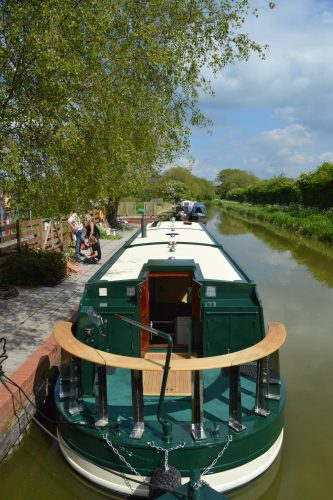 Moonraker Canal Boats - Visit Pewsey Vale