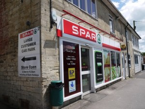 Spar Shop