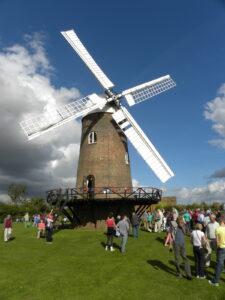 Wilton Windmill Heritage Open Day 2010