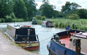 Kennet & Avon Canal GPS Route
