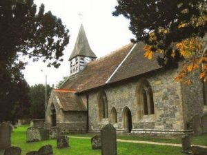 St Andrew's Church - Wootton Rivers
