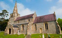 St Michael's Church Little Bedwyn
