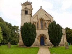 St Nicholas East Grafton