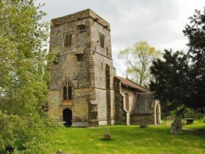 St James' Church - North Newnton