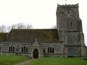 St Mary the Virgin Church - Upavon