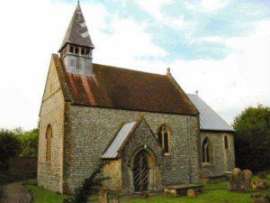 St Peter's Manningford Bruce