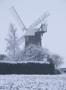 windmill-in-snow