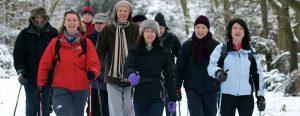 Nordic Walking Your Way to Wellness