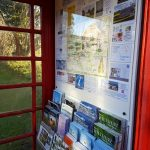 Bottlesford Tourist Information Kiosk