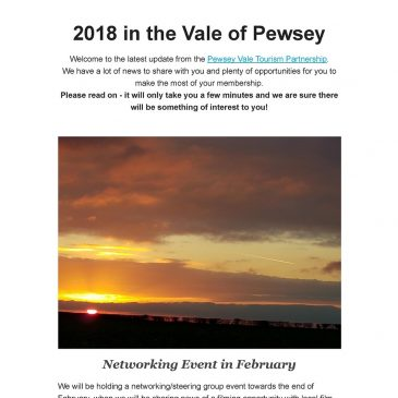 New Year News from the Partnership