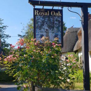 The Royal Oak, Wootton Rivers