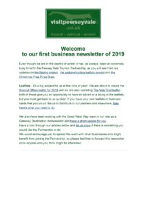 January 2019 Business News