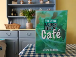 The Little Lunchbox, Pewsey