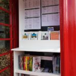 Woodborough Tourist Information Kiosk