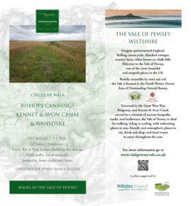 Bishops Cannings, Kennet & Avon Canal & The Wansdyke