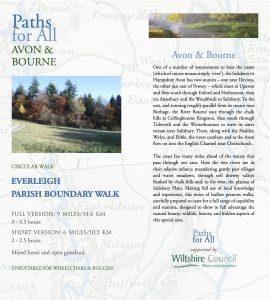 Everleigh Parish Boundary