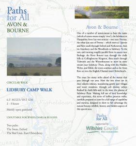 Lidbury Camp