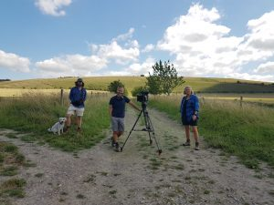 ITV Visits the Vale of Pewsey