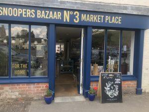 Snoopers' Bazaar, Pewsey