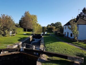 Insider Guide to the Bruce Arms, Wootton Rivers Walk