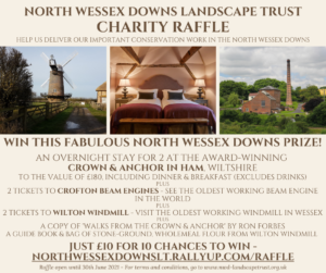 Pewsey Vale Prize in North Wessex Downs Raffle