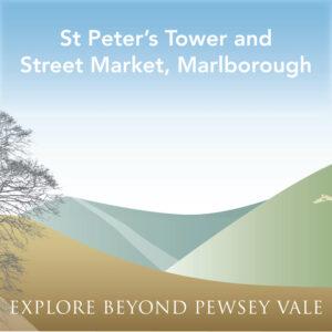St Peter Tower and Marlborough Street Market