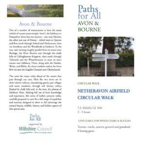 Netheravon Airfield Circular Walk